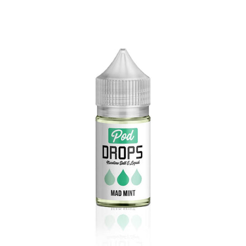 Mad Mint - Pod Drops E Liquid