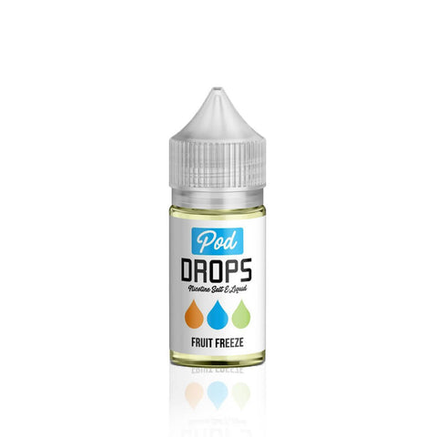 Fruit Freeze - Pod Drops E Liquid