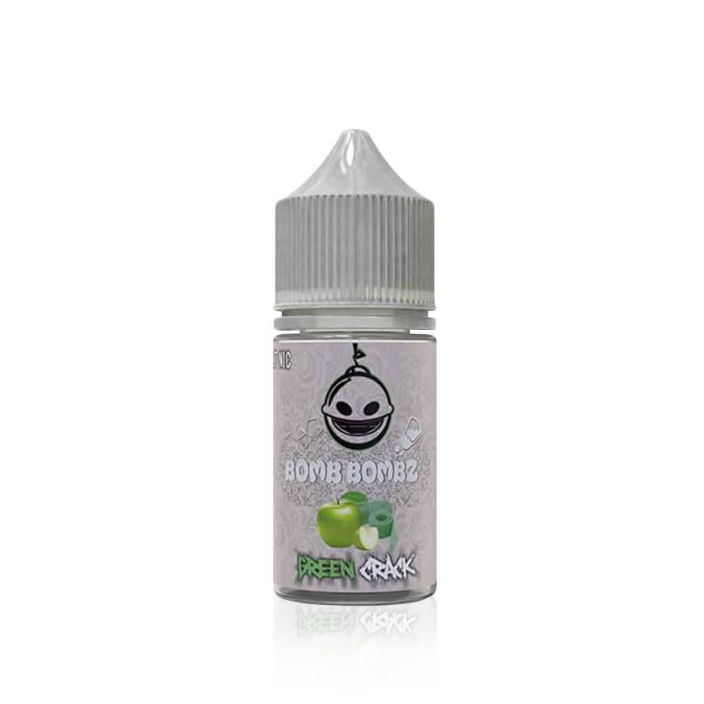 Green Crack - Bomb Bombz Salt E Liquid