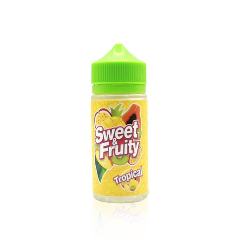 Tropical - Sweet Fruity E Liquid