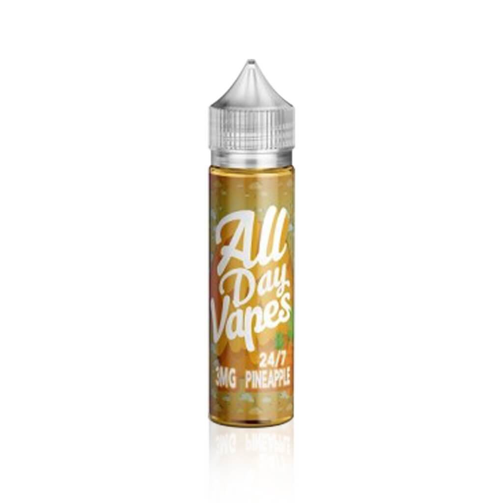 24/7 Pineapple - All Day Vapes E Liquid