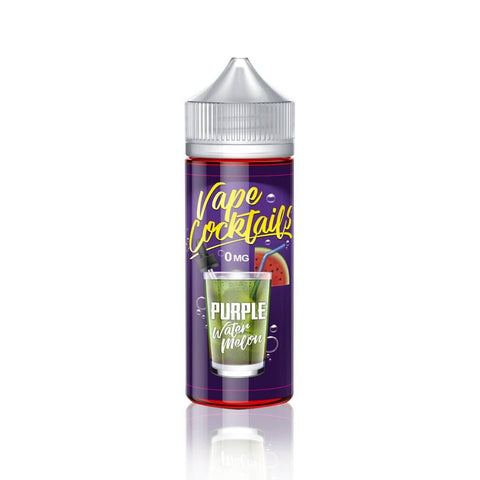 Purple Watermelon - Vape Cocktails E Liquid