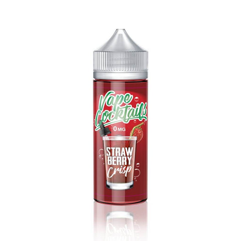 Strawberry Crisp - Vape Cocktails E Liquid
