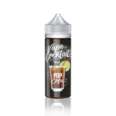Pop Cola - Vape Cocktails E Liquid