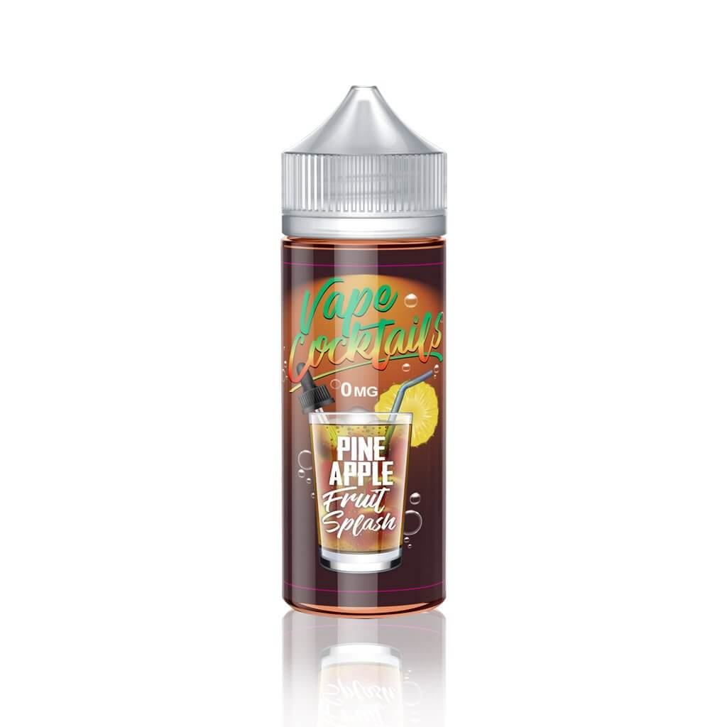 Pineapple Fruit Splash - Vape Cocktails E Liquid