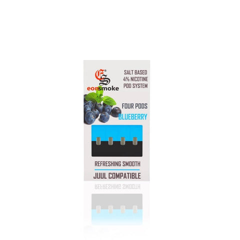 Blueberry Pod Replacement (4 Pack) - Eonsmoke