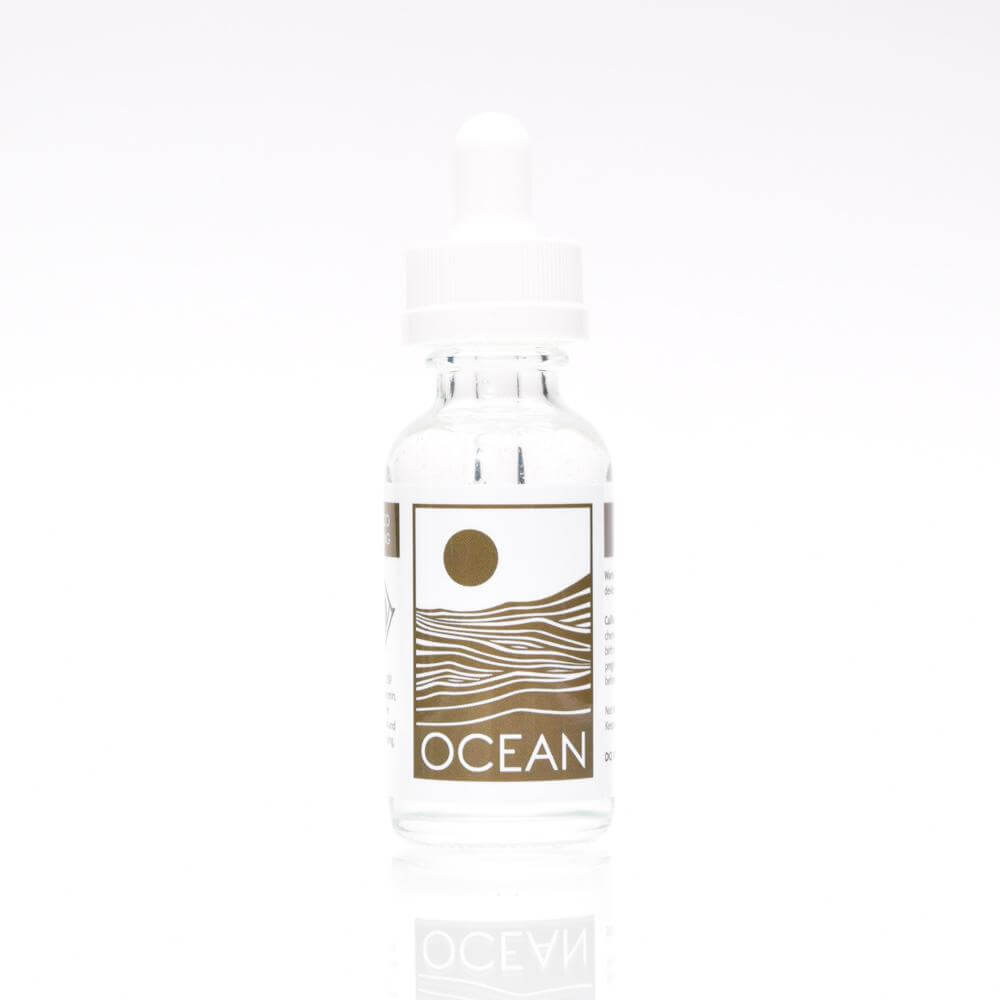 Tobacco - Ocean Salt E Liquid