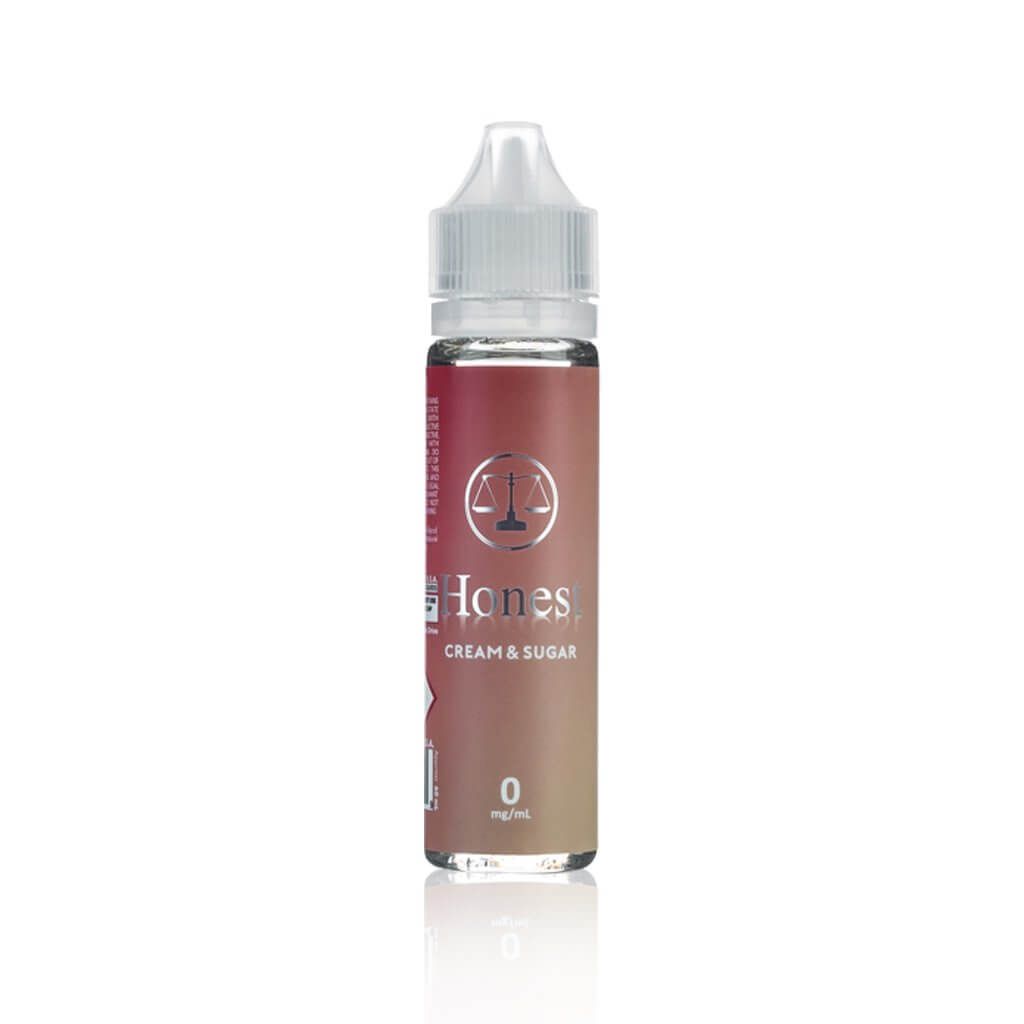 Cream and Sugar - Honest E Liquid