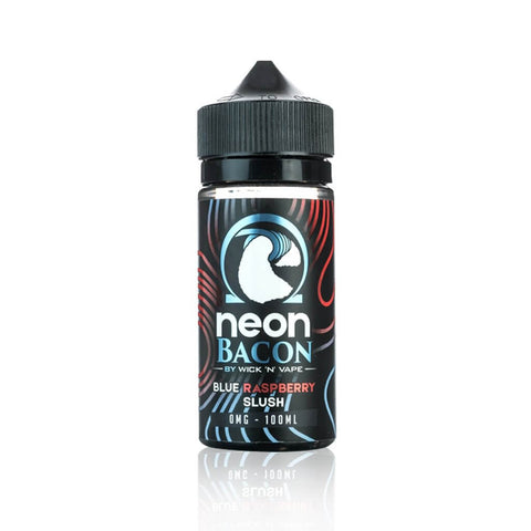 Blue Rasberry Slush - Neon Bacon E Liquid