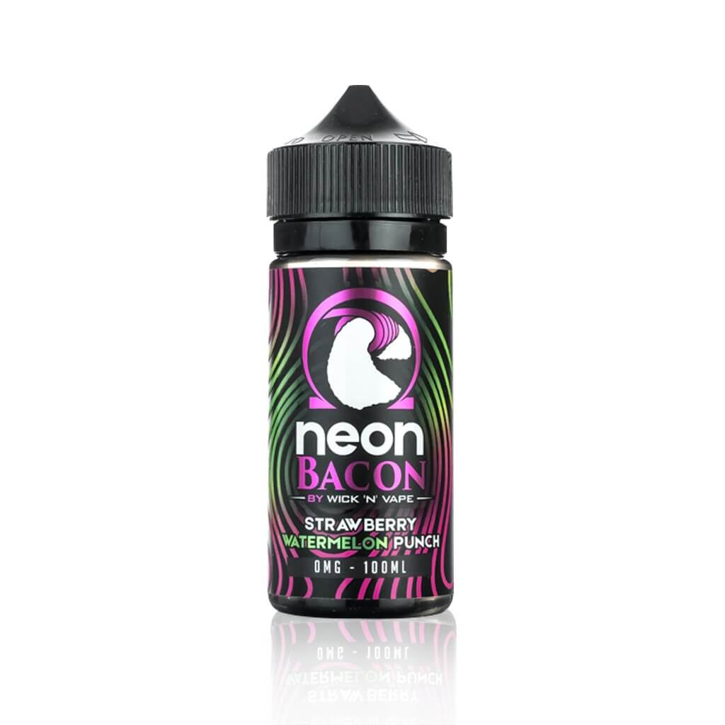 Strawberry Watermelon Punch - Neon Bacon E Liquid