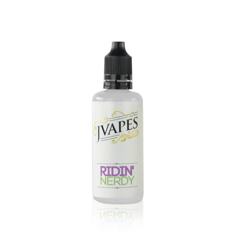 Ridin' Nerdy - Jvapes E Liquid