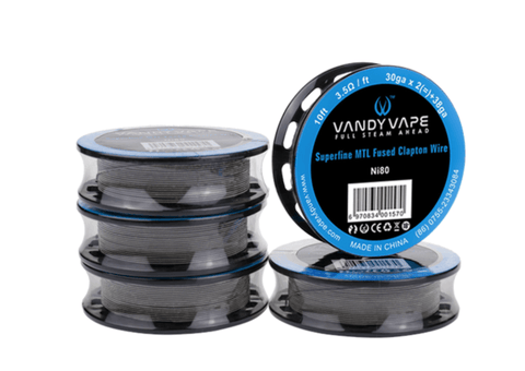 Superfine MTL Coil Spool (10 Feet) - Vandy Vape