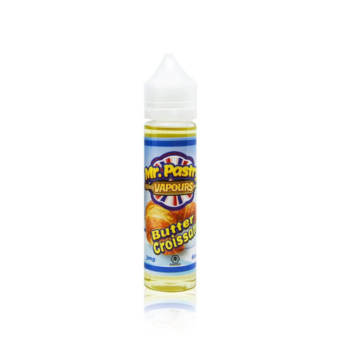 Butter Croissant - Mr. Pastry E Liquid