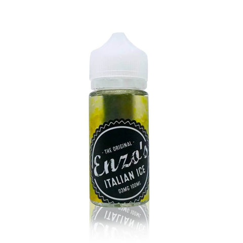 Lemon - Enzo's Italian Ice E Liquid