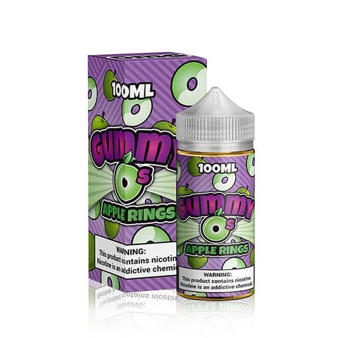 Apple Rings - Gummy O's E Liquid