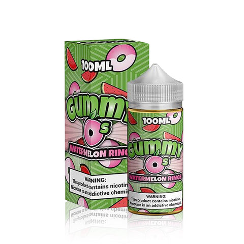 Watermelon Rings - Gummy O's E Liquid