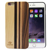 Elegant Mixed Wood iPhone 6/6s Case, Luna Daze