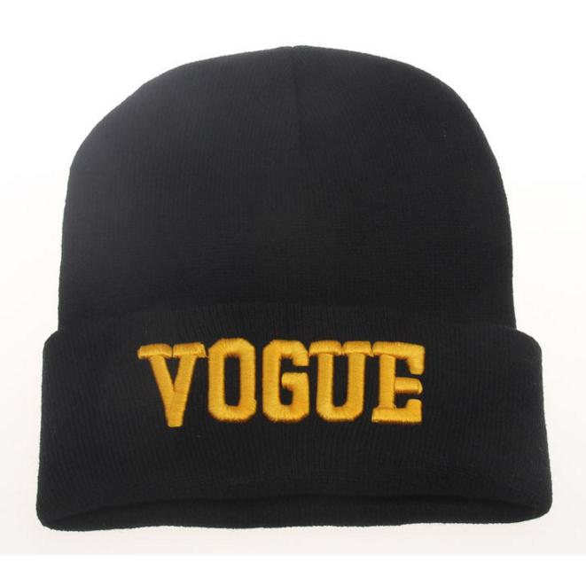 Watch Me Vogue BeanieAccessoriesLuna Daze