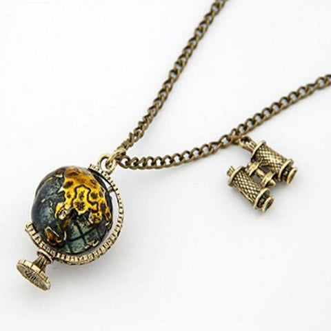 World Traveler NecklaceJewelryLuna Daze