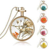 Wildflower Fields LocketJewelryLuna Daze