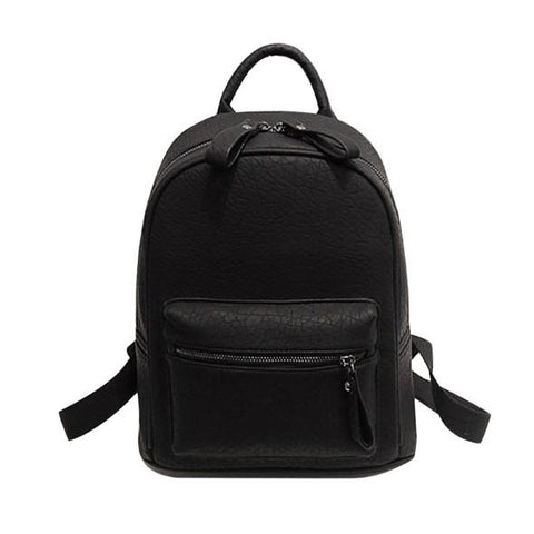 Mini Leather BackpackAccessoriesLuna Daze