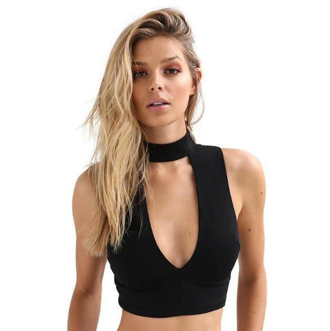 90's Halter Top - Luna Daze