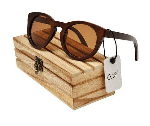 Stellar Wooden Sunnies With CaseAccessoriesLuna Daze