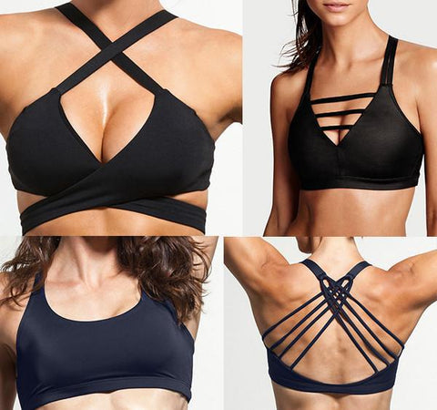 Sexy Stretchy Sports Bra