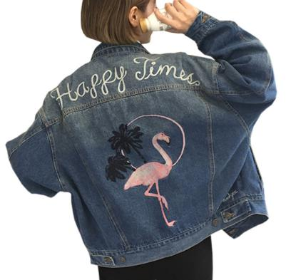 Happy Times Denim JacketLuna Daze