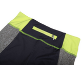 High Performance Fitness Capris - Luna Daze