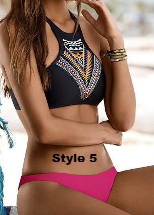Tribal Baby Bikini CollectionLuna Daze