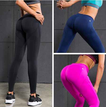 Compression Leggings - Luna Daze