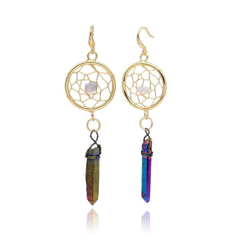 Crystal Quartz Dream EarringsJewelryLuna Daze