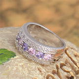 Purple Princess Ring