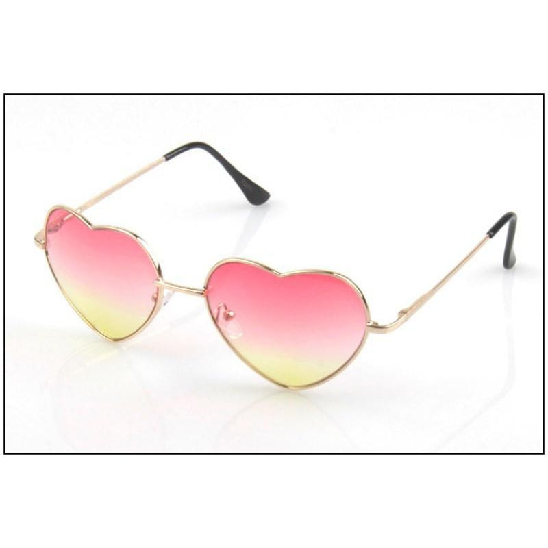 Hippie Hearts SunglassesAccessoriesLuna Daze