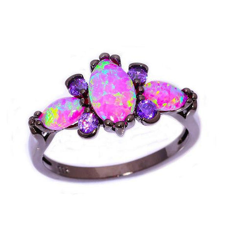 Pink Opal Jewelry For Sale
