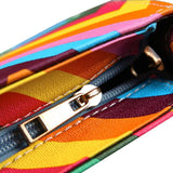 Groovy Striped PurseAccessoriesLuna Daze
