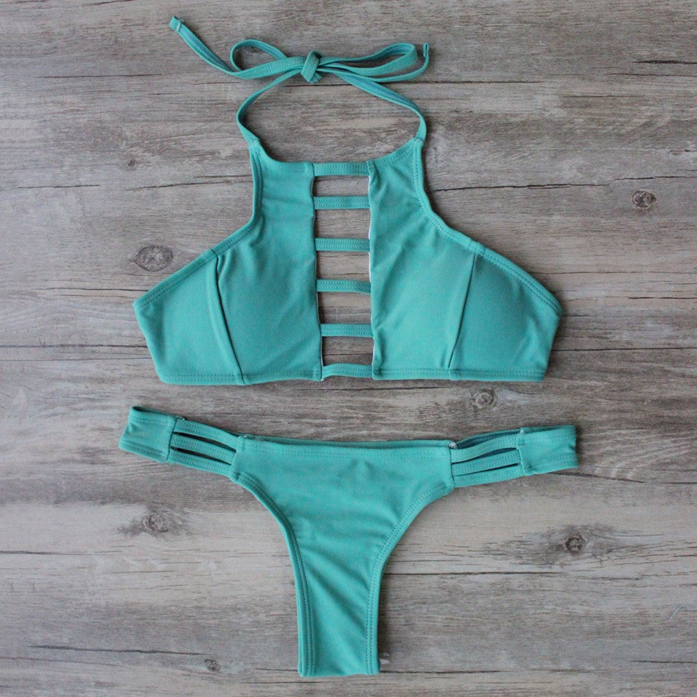 Straps on Straps Bikini CollectionLuna Daze