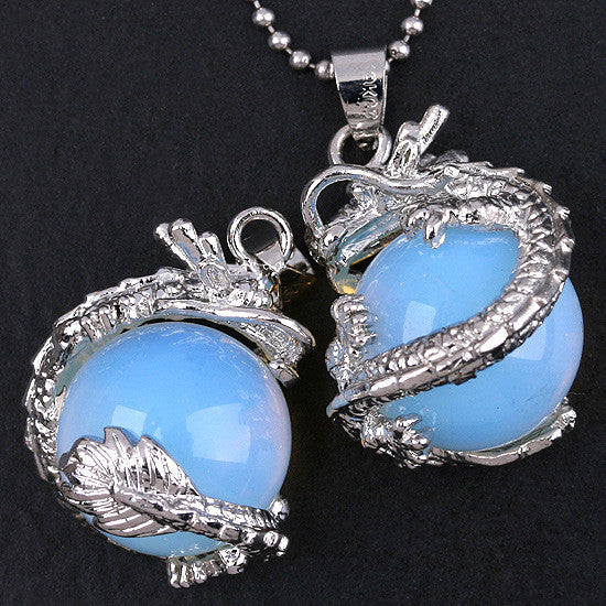 Eye of the Dragon Necklace, Luna Daze