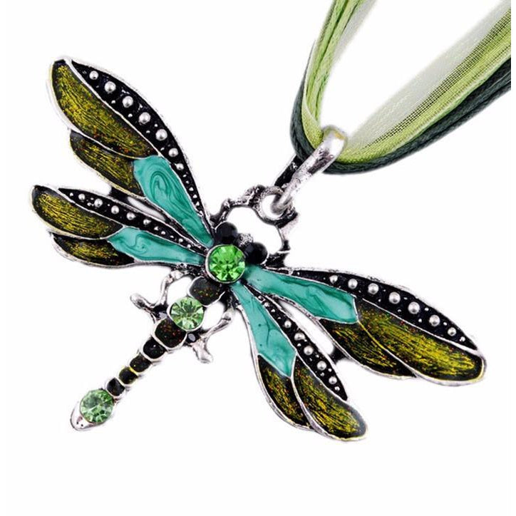Dragonfly NecklaceJewelryLuna Daze