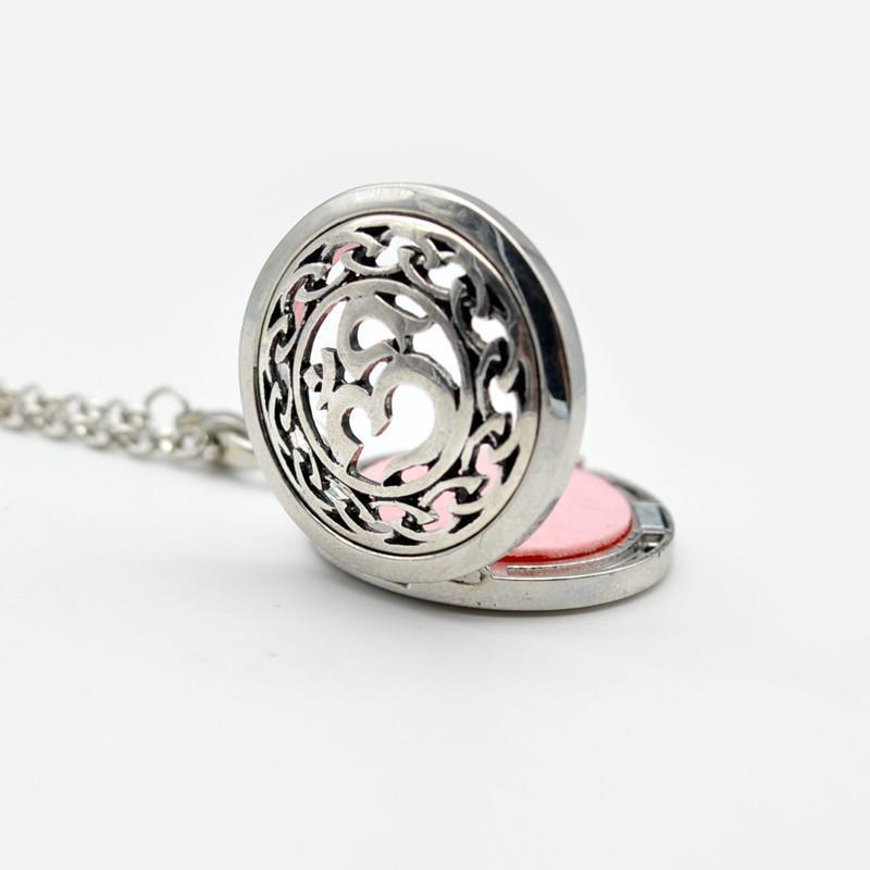 Aromatherapy Locket, Luna Daze