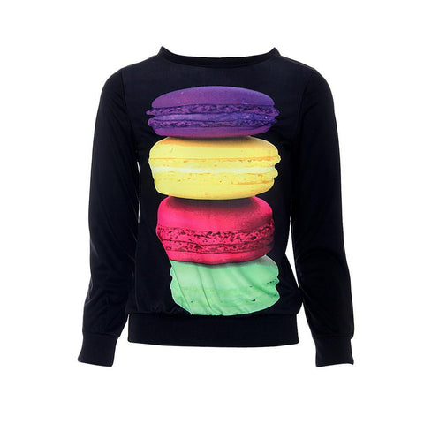 Macaroon Pullover