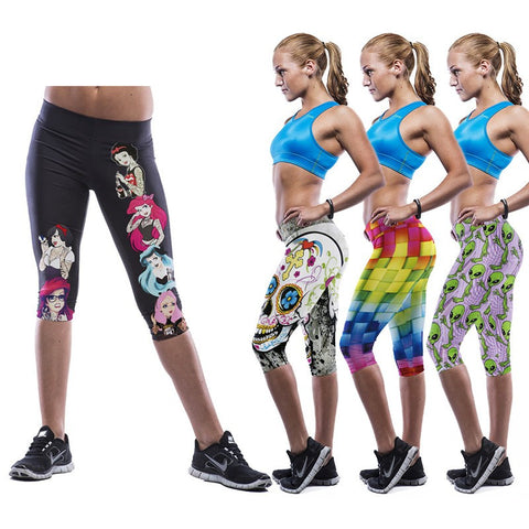 Out of This World Fitness Leggings