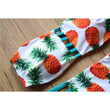 Reversible Citrus Bikini Collection