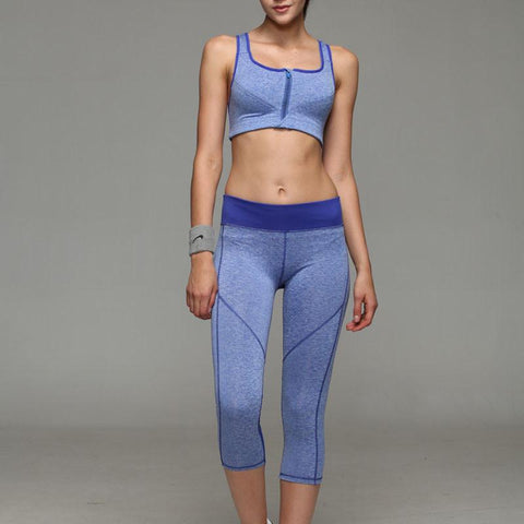 High Performance Fitness Capris