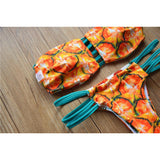 Reversible Citrus Bikini CollectionLuna Daze