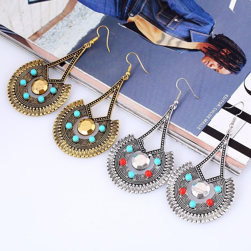 Bohemian Tassel Earrings, Luna Daze