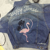 Happy Times Denim Jacket