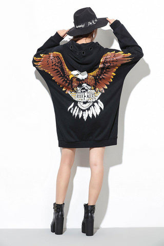Eagle Babe Sweatshirt