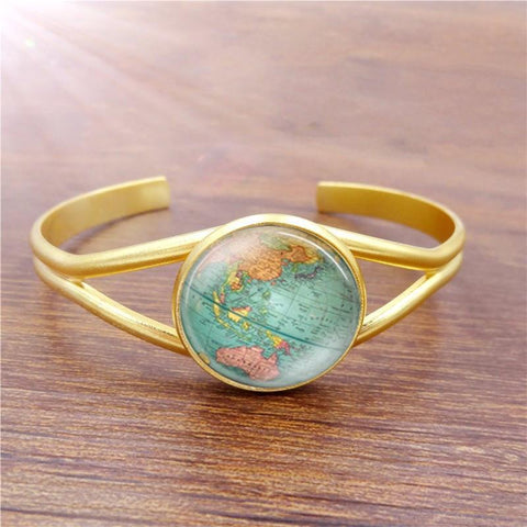 Around The Globe Bracelet, Luna Daze
